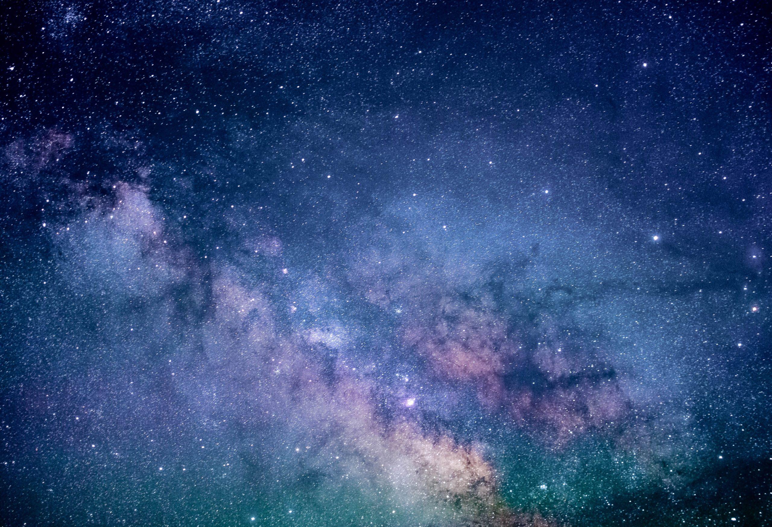 Att klä en galax