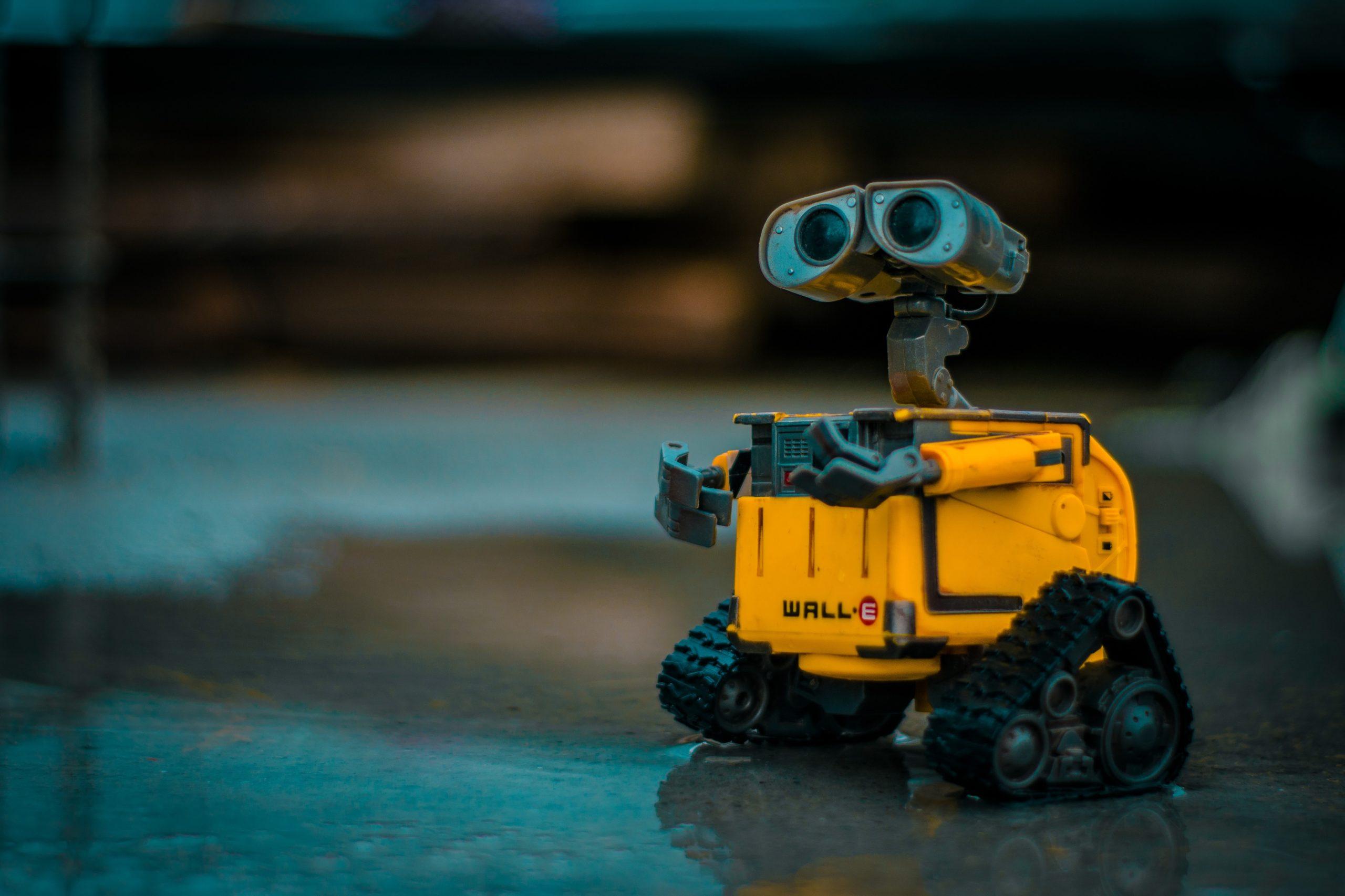Konstnärsroboten är vår värsta fiende